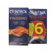 Control finissimo - preservativos (24 u)