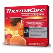 Thermacare parche termico cuello hombro muñeca (2 parches)