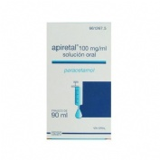 APIRETAL 100 mg/ml SOLUCION ORAL, 1 frasco de 90 ml