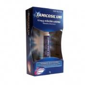 LAMICOSIL UNI 10 mg/g SOLUCION CUTANEA , 1 tubo de 4 g