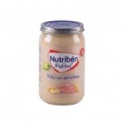 Nutriben pollo con patatitas (1 potito 235 g)