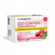 Cranberola ciscontrol arandano americano arko (140 mg 120 capsulas)