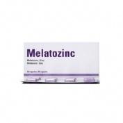 Melatozinc (1 mg 60 capsulas)