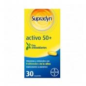 Supradyn activo 50+ (30 comprimidos)