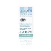 OPTISPRING 0,5 MG/ML COLIRIO EN SOLUCION , 1 frasco de 10 ml