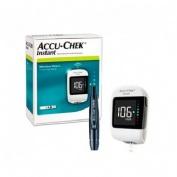 Glucometro medidor - accu-chek instant (1 medidor + 1 pinchador)