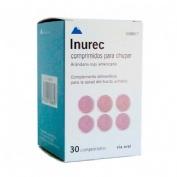 Inurec (30 comprimidos masticables)